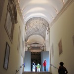 Museum staircase (Michelangelo)