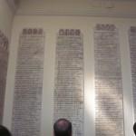 Lists of consuls (reconstruction)