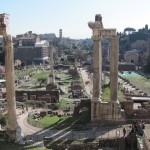 Forum Romanum by itself