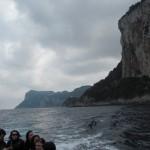 Dramatic cliff
