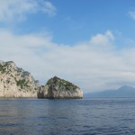 View towards Sorrento Peninsula