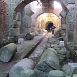 The fabulous underground passageways -  the secret of the Capua amphitheatre