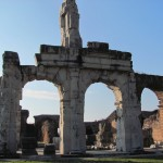 Triple arch