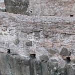 Colosseum concrete