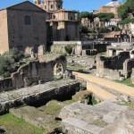 THE forum (Forum Romanum)