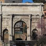 Arch of Septimus Severus
