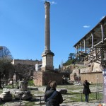 Column of Phocus - late, late - AD 608