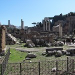 Forum Romanum, general view