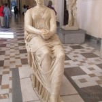 Statue of Helena, mother of Constantine