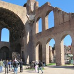 Basilica of Maxentius and Constantine