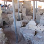 Houses from very early Rome approx 6/700 BC