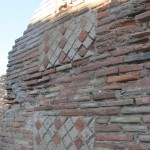 Brick and tilework