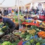 Market in Piazza dei Fiori