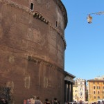 Pantheon  - side