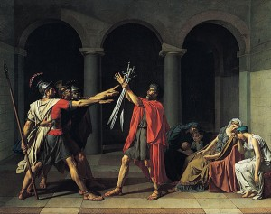 607px-Jacques-Louis_David,_Le_Serment_des_Horaces