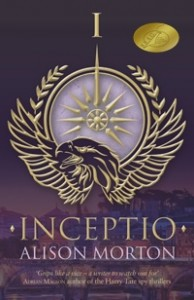 INCEPTIO with BRAG sticker