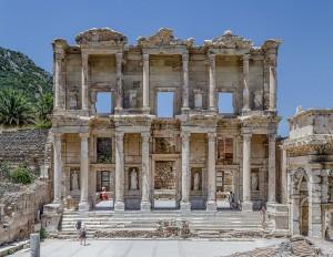 Ephesus_Celsus_Library_Façade_