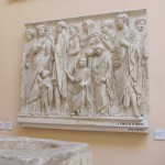 Family of Drusus - Copy of panel on the Ara Pacis