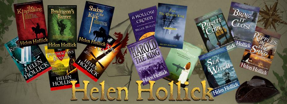 Helen Hollick's books