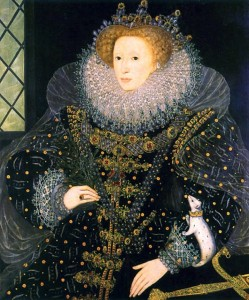 Elizabeth1- ermine portait