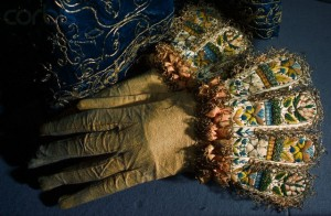 Gloves of Queen Elizabeth