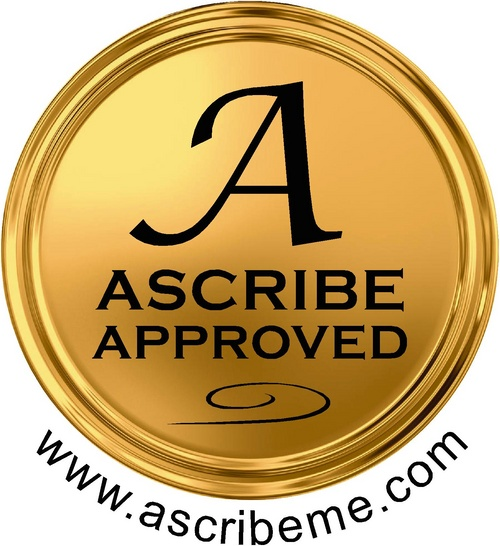 Ascribe Approved medal
