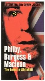 Philby, Burgess, Maclean - traitor spies