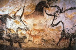 Lascaux_painting (courtesy of Prof saxx, via Wikipedia)