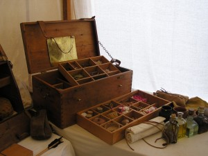 Roman Medical chest (Reconstruction)