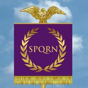 Roma Nova vexilloid