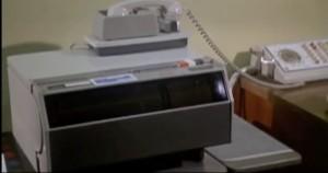 1960s fax machine