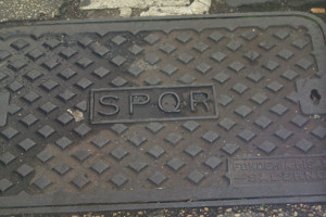 SPQR drain cover