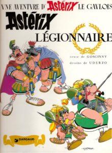 Asterix cartoon