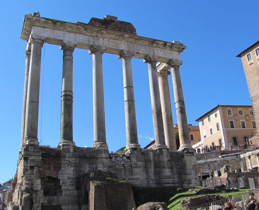Saturnalia – serious Roman festival or free for all?