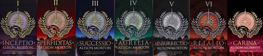 The Roma Nova thriller series