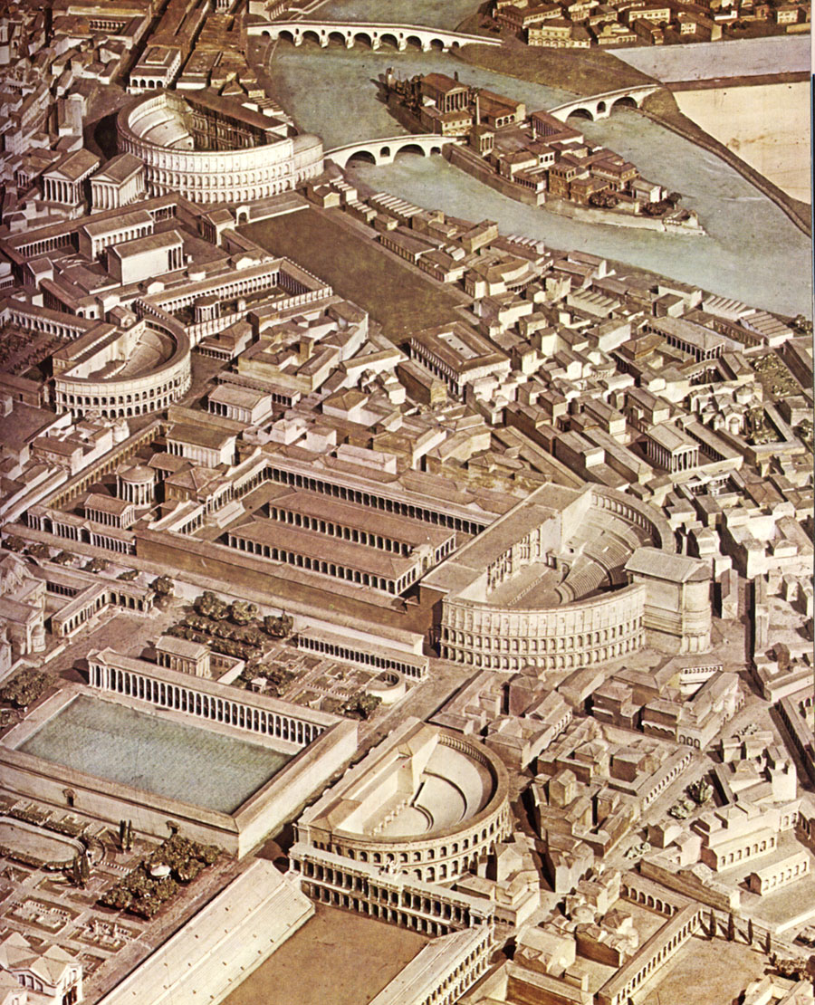 Black Friday? Cyber Monday? Wind back 2000 years to Ancient Rome