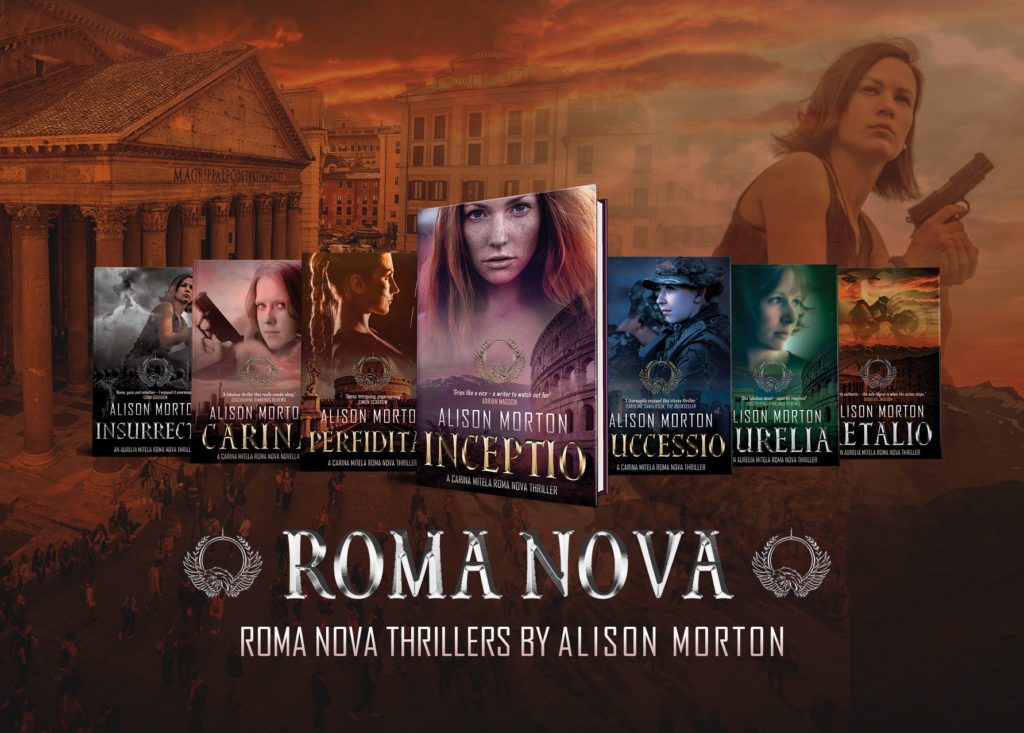 The Roma Nova thrillers