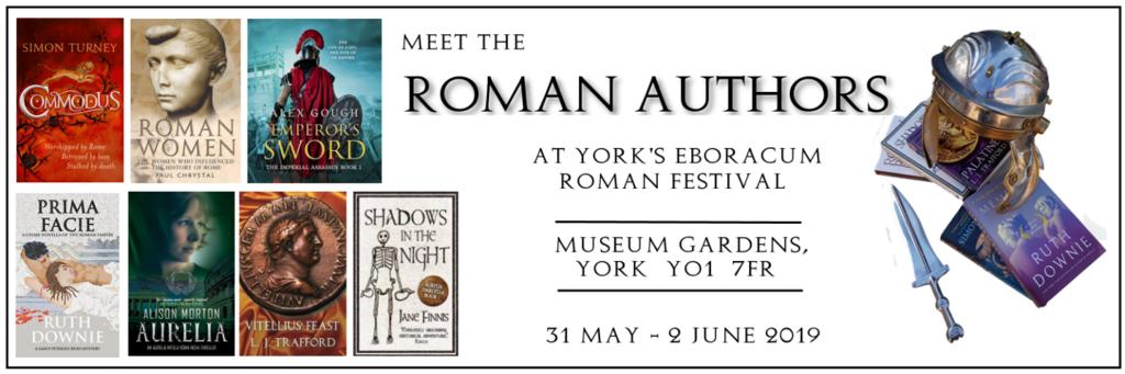 Romans are gathering at Eboracum…