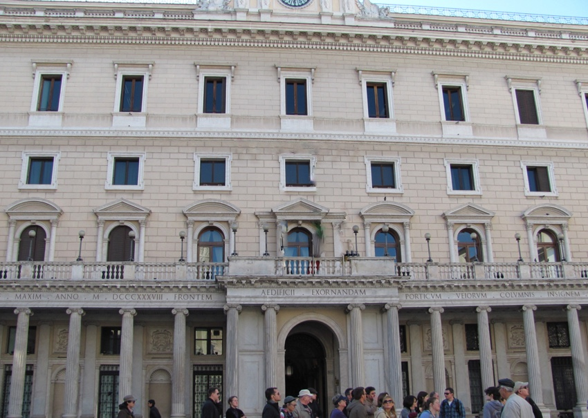 Roma Nova law court