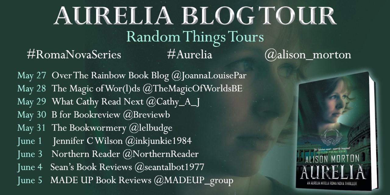 AURELIA on virtual tour!