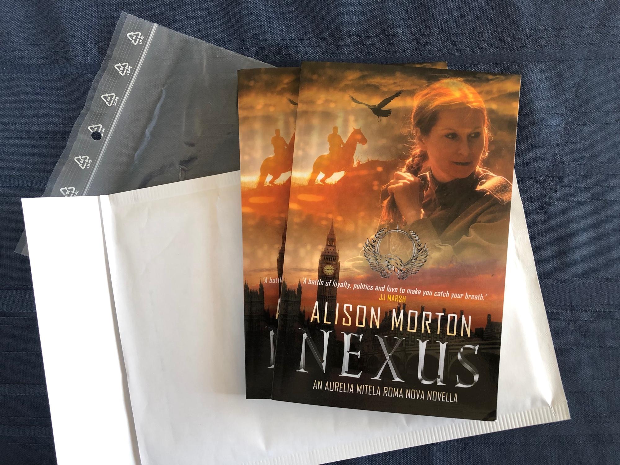 Arrival of NEXUS!