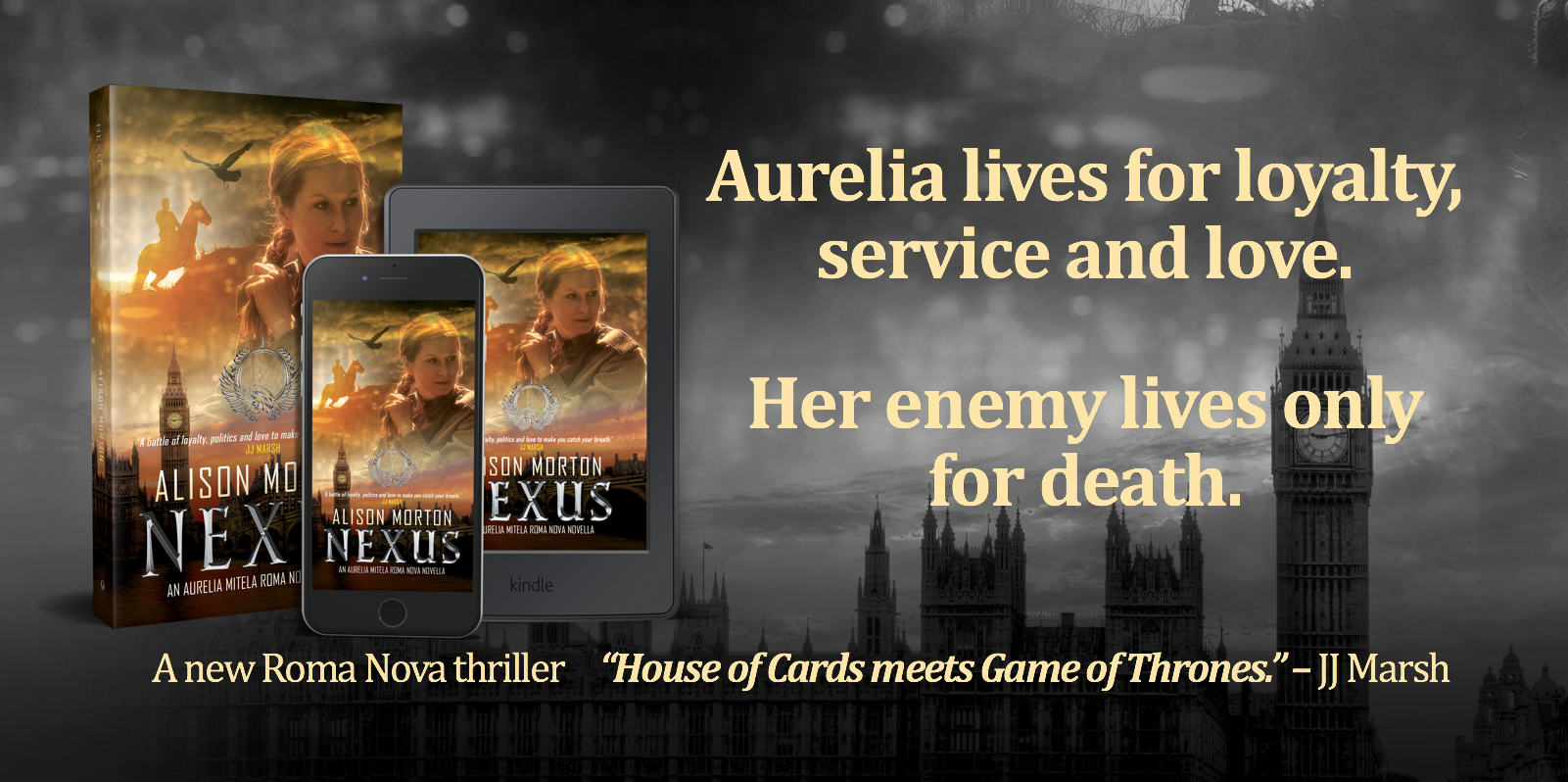 NEXUS – The first chapter…