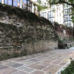 Photo of wall at Cripplegate