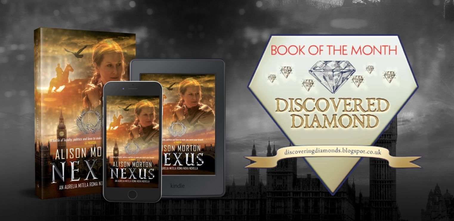 NEXUS – Book of the Month!