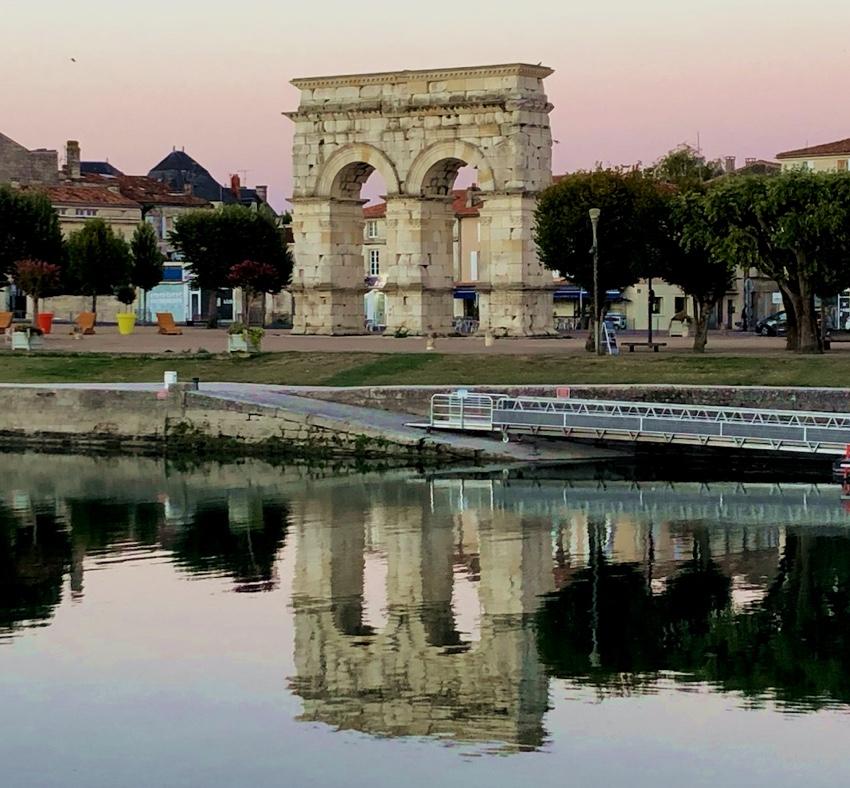 A visit to Mediolanum Santonum (Saintes, France)