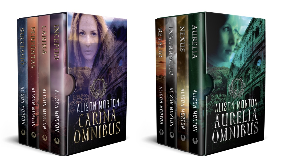 New Ombnibus editions now available!