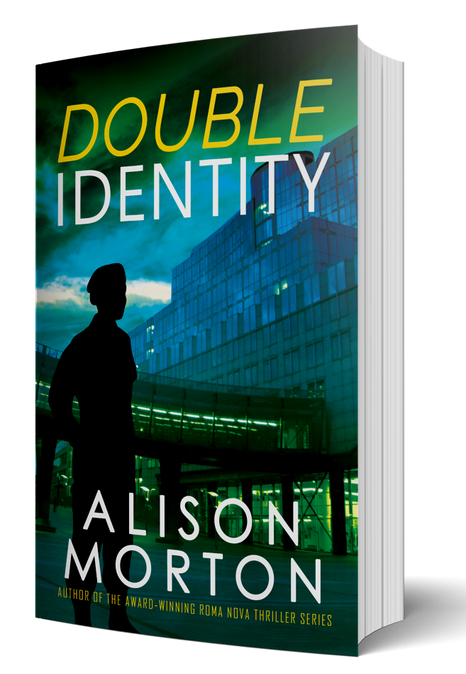 Double Identity launches!